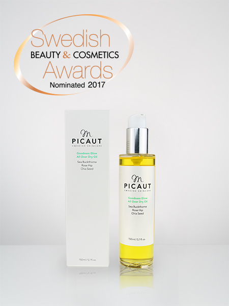 M Picaut – Goodness Glow All Over Dry Oil
